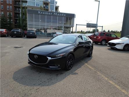 2021 Mazda Mazda3 GT w/Turbo (Stk: N6814) in Calgary - Image 1 of 4