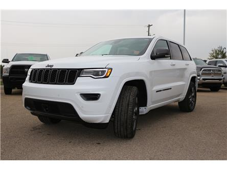2021 Jeep Grand Cherokee Limited (Stk: MT158) in Rocky Mountain House - Image 1 of 26