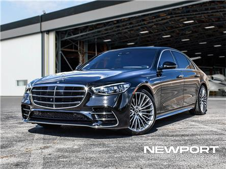 2021 Mercedes-Benz S-Class Base (Stk: NP1049) in Hamilton, Ontario - Image 1 of 50