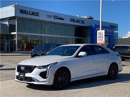 2021 Cadillac CT4 Sport (Stk: 111574) in Milton - Image 1 of 23