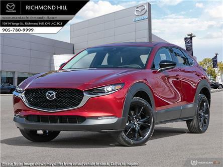 2021 Mazda CX-30 GT w/Turbo (Stk: 21-538) in Richmond Hill - Image 1 of 11