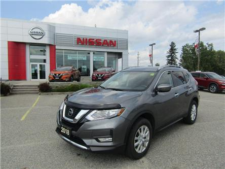 2018 Nissan Rogue SV (Stk: M207A) in Timmins - Image 1 of 16