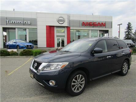 2015 Nissan Pathfinder SV (Stk: N-84A) in Timmins - Image 1 of 16