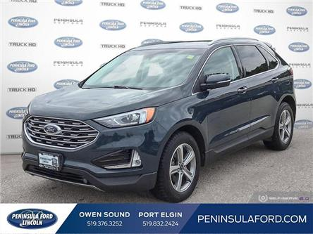 2019 Ford Edge SEL (Stk: 21ED20A) in Owen Sound - Image 1 of 25