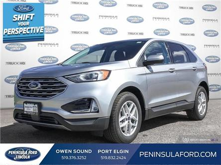 2021 Ford Edge SEL (Stk: 21ED21) in Owen Sound - Image 1 of 25