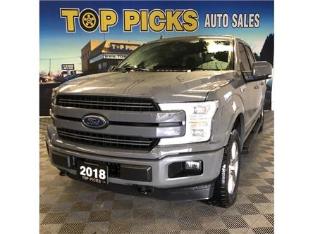 2018 Ford F-150 Lariat (Stk: D97569) in NORTH BAY - Image 1 of 30