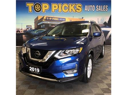 2019 Nissan Rogue SV (Stk: 734754) in NORTH BAY - Image 1 of 28