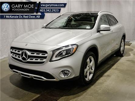 2018 Mercedes-Benz GLA 250 4MATIC SUV (Stk: 0CS7030A) in Red Deer County - Image 1 of 24