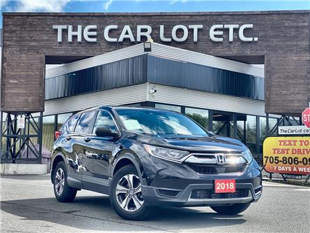 2018 Honda CR-V LX (Stk: 21532) in Sudbury - Image 1 of 25