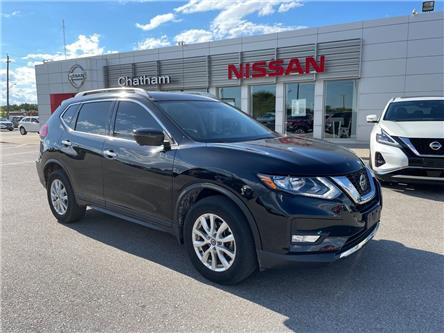 2018 Nissan Rogue SV (Stk: M0125A) in Chatham - Image 1 of 22