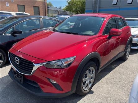 2018 Mazda CX-3 GX (Stk: P3595A) in Toronto - Image 1 of 20