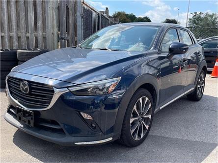 2019 Mazda CX-3 GT (Stk: P3909) in Toronto - Image 1 of 20