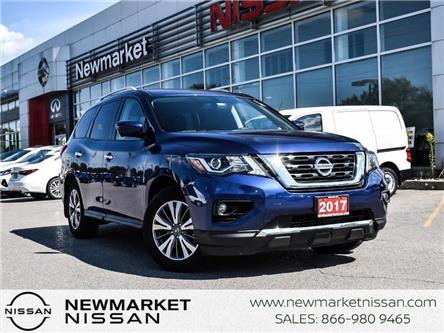 2017 Nissan Pathfinder SL (Stk: 229007A) in Newmarket - Image 1 of 30