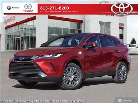 2021 Toyota Venza Limited (Stk: 91445) in Ottawa - Image 1 of 24