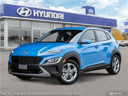 2022 Hyundai Kona 2.0L Preferred Sun & Leather Package (Stk: 61414) in Kitchener - Image 1 of 22