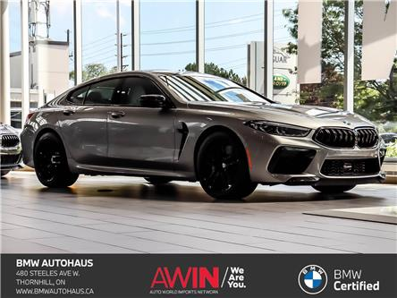 2021 BMW M8 Gran Coupe Competition (Stk: 21649) in Thornhill - Image 1 of 27