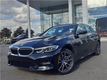 2022 BMW 3 Series 330e xDrive | NAVI | LEATHER | SUNROOF | (Stk: 14522) in Gloucester - Image 1 of 25