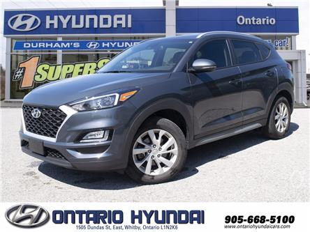 2019 Hyundai Tucson Preferred (Stk: 691562A) in Whitby - Image 1 of 23