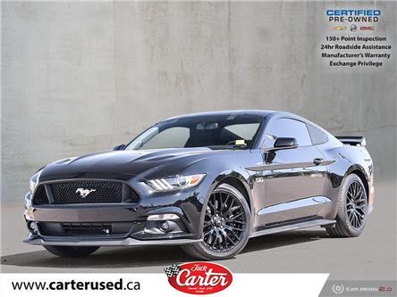 2017 Ford Mustang  (Stk: 206712U) in Calgary - Image 1 of 25