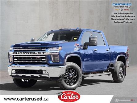 2020 Chevrolet Silverado 3500HD LTZ (Stk: 35933U) in Calgary - Image 1 of 26