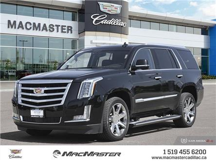2016 Cadillac Escalade Premium Collection (Stk: 210565A) in London - Image 1 of 30