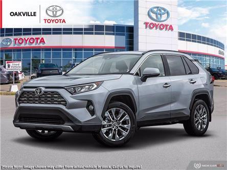 2021 Toyota RAV4 Limited (Stk: 21539) in Oakville - Image 1 of 11