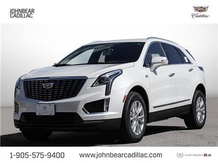 2022 Cadillac XT5 Luxury (Stk: 7281-22) in Hamilton - Image 1 of 27