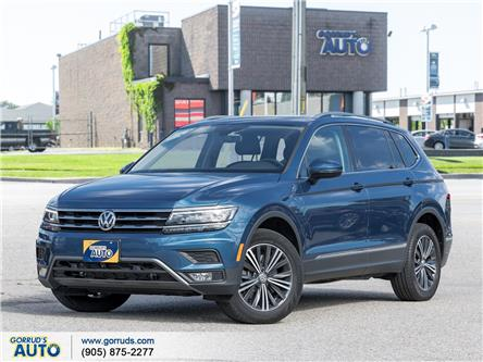2018 Volkswagen Tiguan Highline (Stk: 008323) in Milton - Image 1 of 24