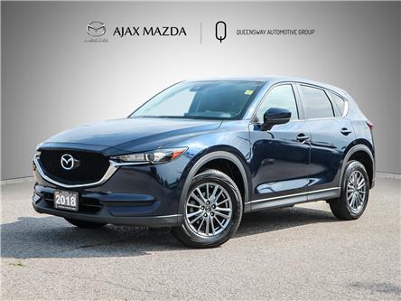 2018 Mazda CX-5 GS (Stk: 21-1220A) in Ajax - Image 1 of 25