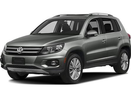 2017 Volkswagen Tiguan Comfortline (Stk: 21360) in Ottawa - Image 1 of 18