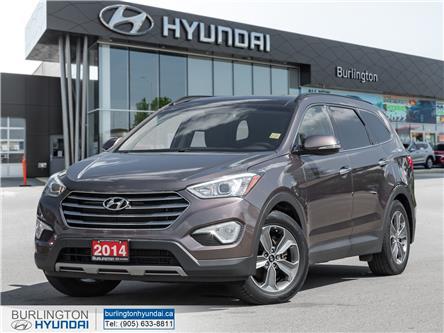 2014 Hyundai Santa Fe XL Luxury (Stk: N2884A) in Burlington - Image 1 of 24