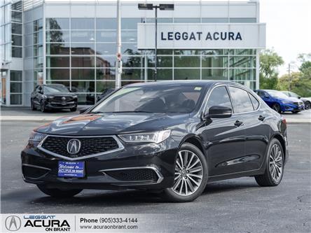 2018 Acura TLX Tech (Stk: 4538) in Burlington - Image 1 of 25