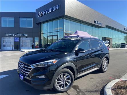 2017 Hyundai Tucson SE (Stk: U1260) in Clarington - Image 1 of 11