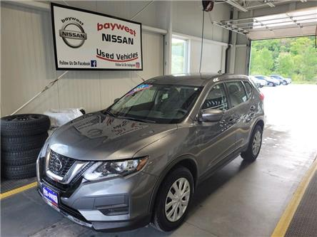 2019 Nissan Rogue S (Stk: 21126A) in Owen Sound - Image 1 of 17