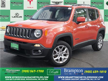 2016 Jeep Renegade North (Stk: 21414A) in Mississauga - Image 1 of 23