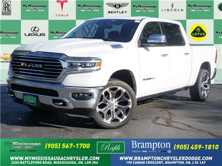 2020 RAM 1500 Longhorn (Stk: 1671A) in Mississauga - Image 1 of 27