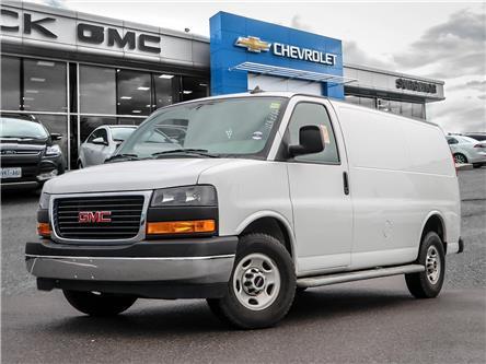 2019 GMC Savana 2500 Work Van (Stk: 21258A) in Ottawa - Image 1 of 21
