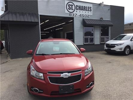 2014 Chevrolet Cruze 2LT (Stk: ) in Winnipeg - Image 1 of 18