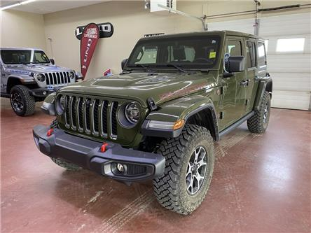 2021 Jeep Wrangler Unlimited Rubicon (Stk: T21-2A) in Nipawin - Image 1 of 17