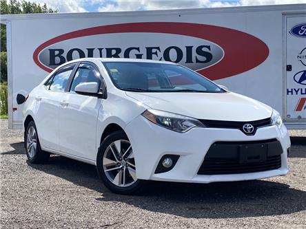 2014 Toyota Corolla  (Stk: 22SF03A) in Midland - Image 1 of 13