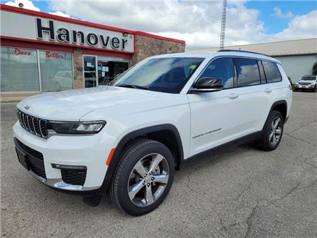 2021 Jeep Grand Cherokee L Limited (Stk: 21-253) in Hanover - Image 1 of 20