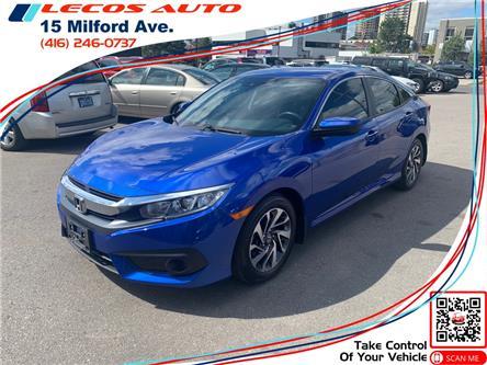 2018 Honda Civic SE (Stk: 008859) in Toronto - Image 1 of 11