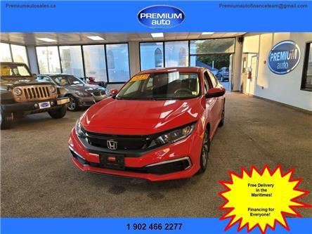 2019 Honda Civic EX (Stk: 036813) in Dartmouth - Image 1 of 20