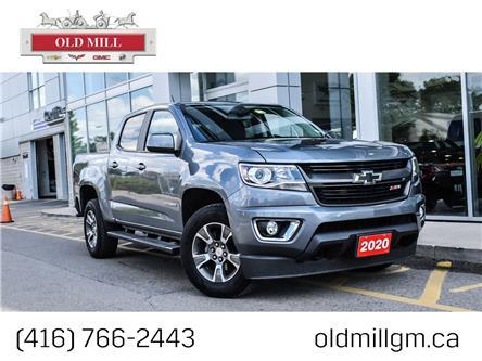 2020 Chevrolet Colorado Z71 (Stk: 128120U) in Toronto - Image 1 of 29
