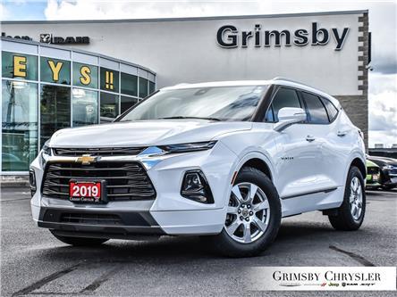 2019 Chevrolet Blazer Premier (Stk: N21295A) in Grimsby - Image 1 of 30