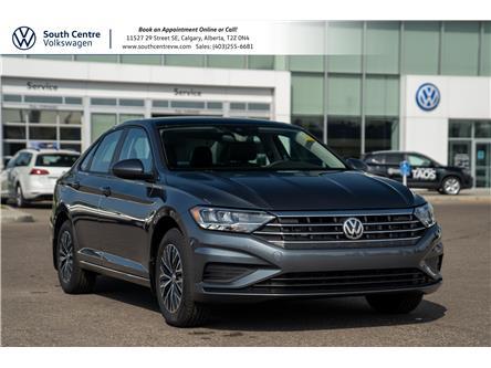 2021 Volkswagen Jetta Highline (Stk: 10380) in Calgary - Image 1 of 37