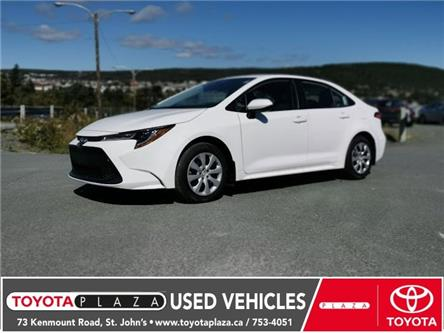 2020 Toyota Corolla LE (Stk: 40173A) in St. Johns - Image 1 of 15