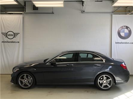 2016 Mercedes-Benz C-Class Base (Stk: UPB3066) in London - Image 1 of 20