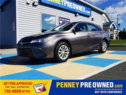 2017 Toyota Camry LE (Stk: LP6074) in Mount Pearl - Image 1 of 15