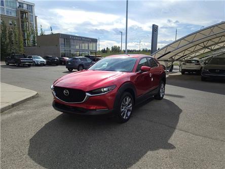 2021 Mazda CX-30 GS (Stk: N6624) in Calgary - Image 1 of 4